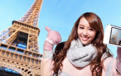 Les touristes chinois reviennent en France !