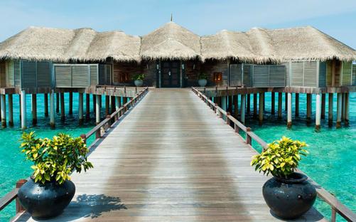 Luxury Ressort aux Maldives