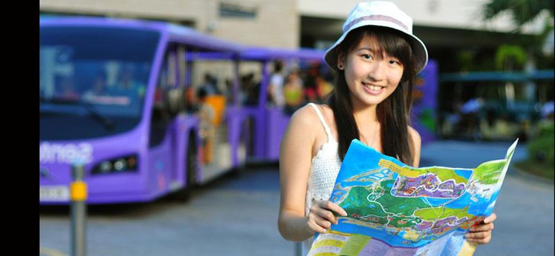 Le touriste chinois en 2014 !