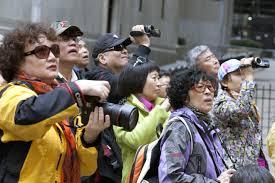 Ce que la France devrait faire pour attirer plus de touristes chinois (2019)