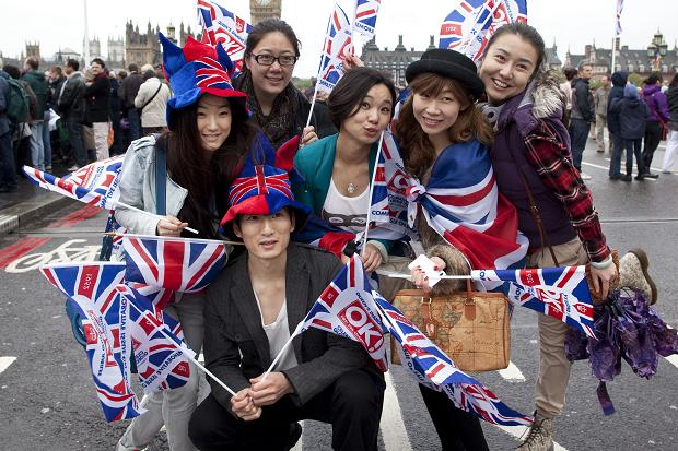 Grâce au boom touristique en Angleterre, les investissements immobiliers Chinois se multiplient.