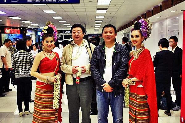 Bientôt un visa gratuit pour les touristes chinois en Thailande ?