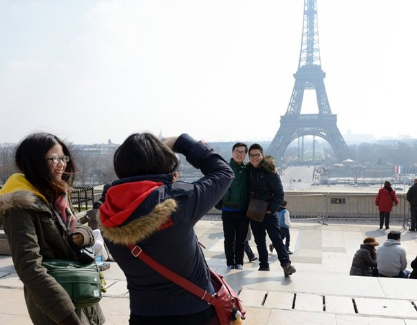 Comment la France est-elle perçue par les touristes chinois ?