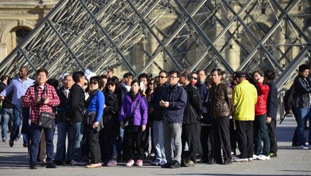Les touristes chinois gagnent en pouvoir d'achat