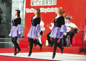 L'Irlande part en Chine pour attirer les touristes chinois