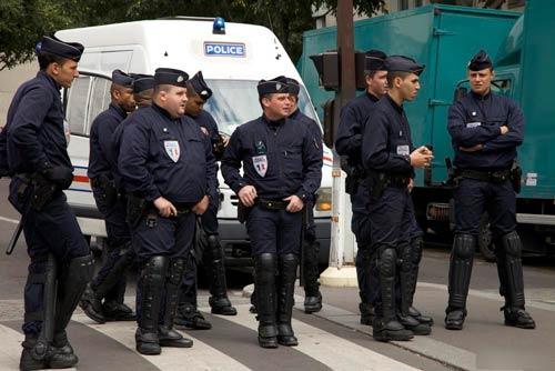 police francaise1