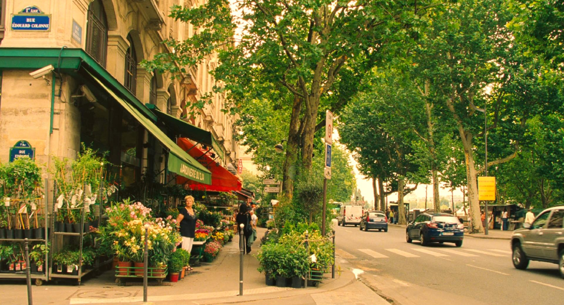 quartier de Paris