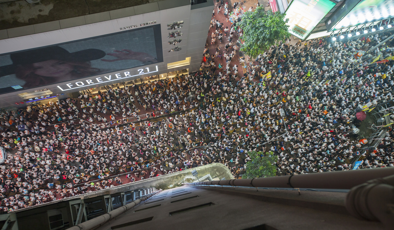 Limitation des Visas aux touristes chinois pour Hong Kong