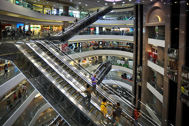 shopping touristes chinois