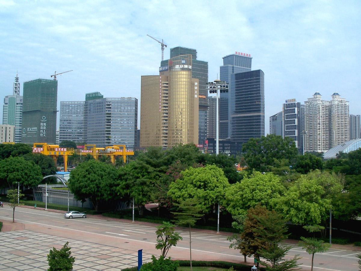 huizhou ville