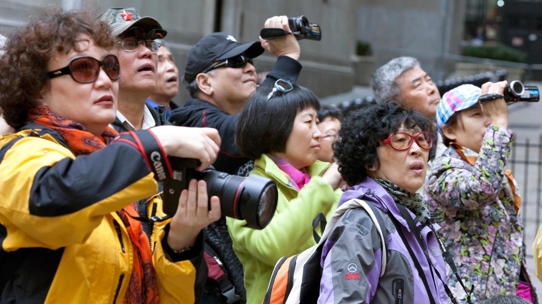 Les 5 caractéristiques du touriste chinois