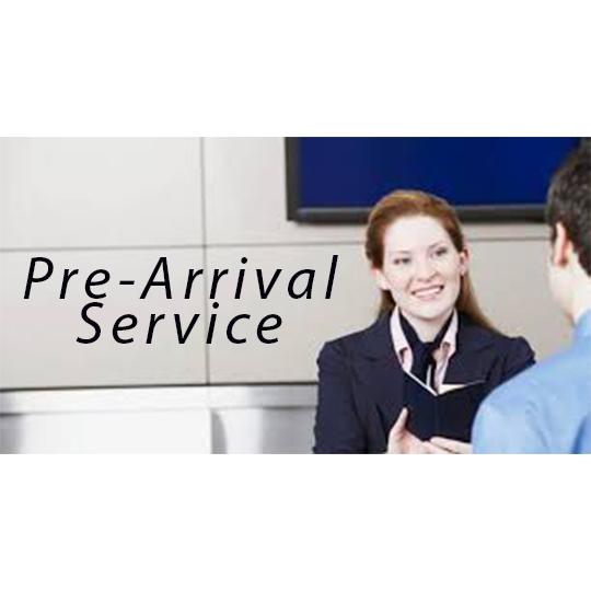 pre arrival