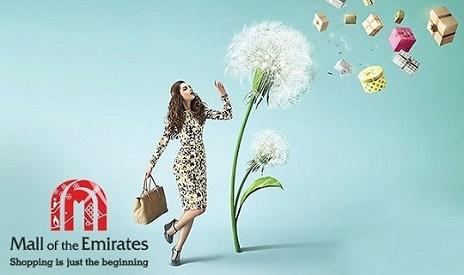 La nouvelle stratégie digitale du centre commercial des Emirates pour attirer les touristes chinois