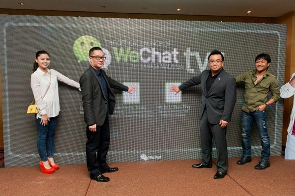 Comment WeChat est en train de changer les médias chinois