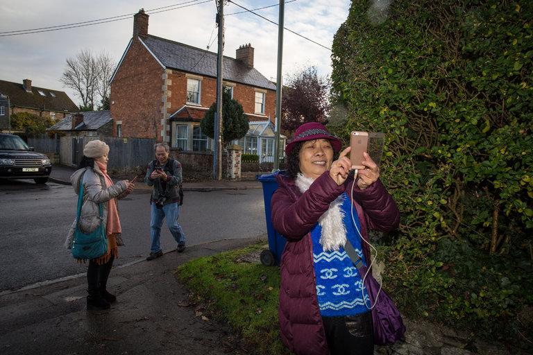 Le mystérieux village Anglais qui attire tant de voyageurs chinois