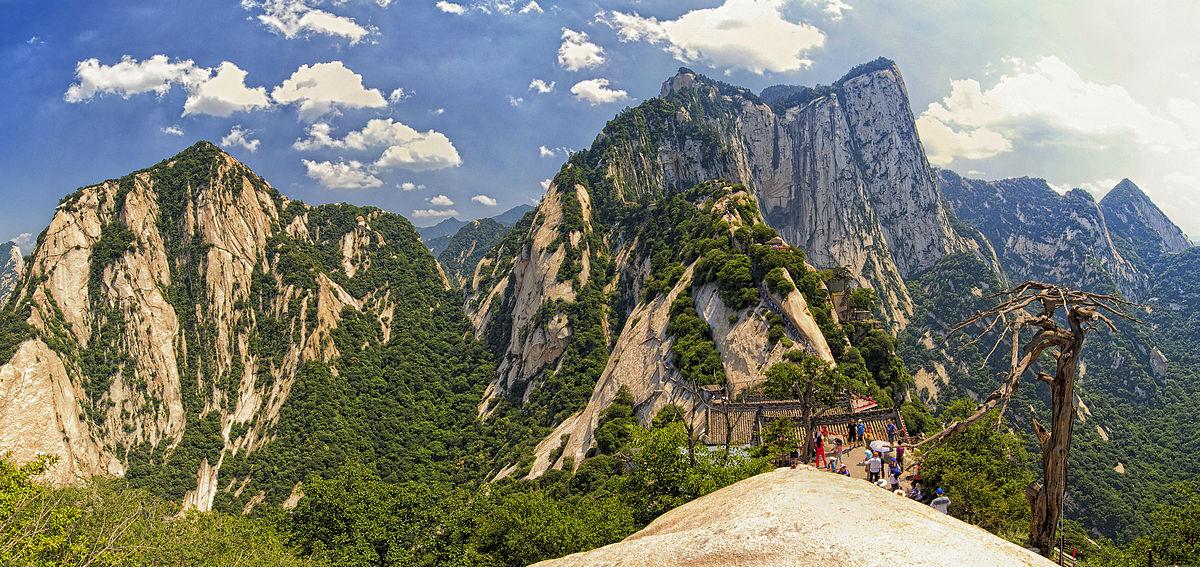Voyage en Chine – la randonnée la plus dangereuse de la planète
