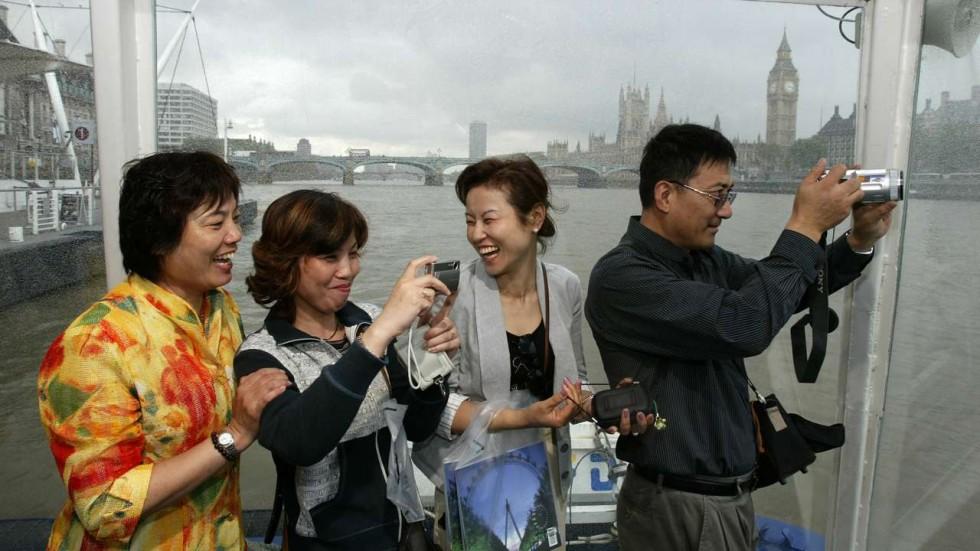 les touristes chinois au Vietnam