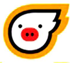 flying pig mobile