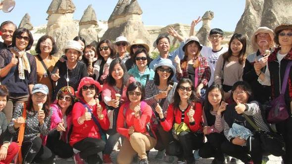 Le tourisme turc mise sur les touristes chinois à l'ère post-covid