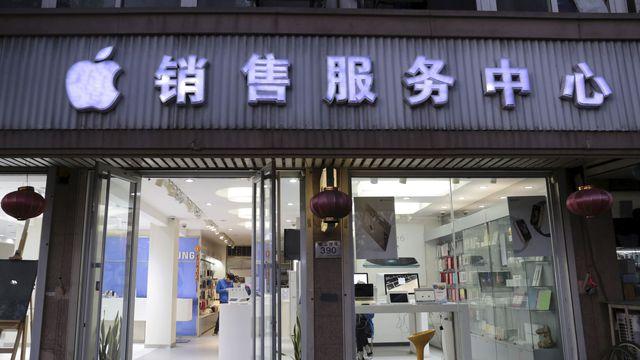 L'avenir d'Apple fortement compromis en Chine