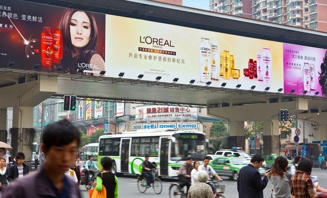 Grâce à sa stratégie digitale agressive, L'Oréal garde la forme en Chine