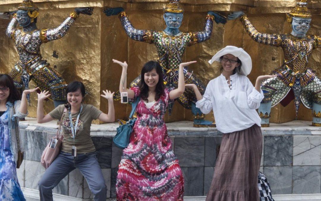 Les agences de voyage recommencent à courtiser les touristes chinois