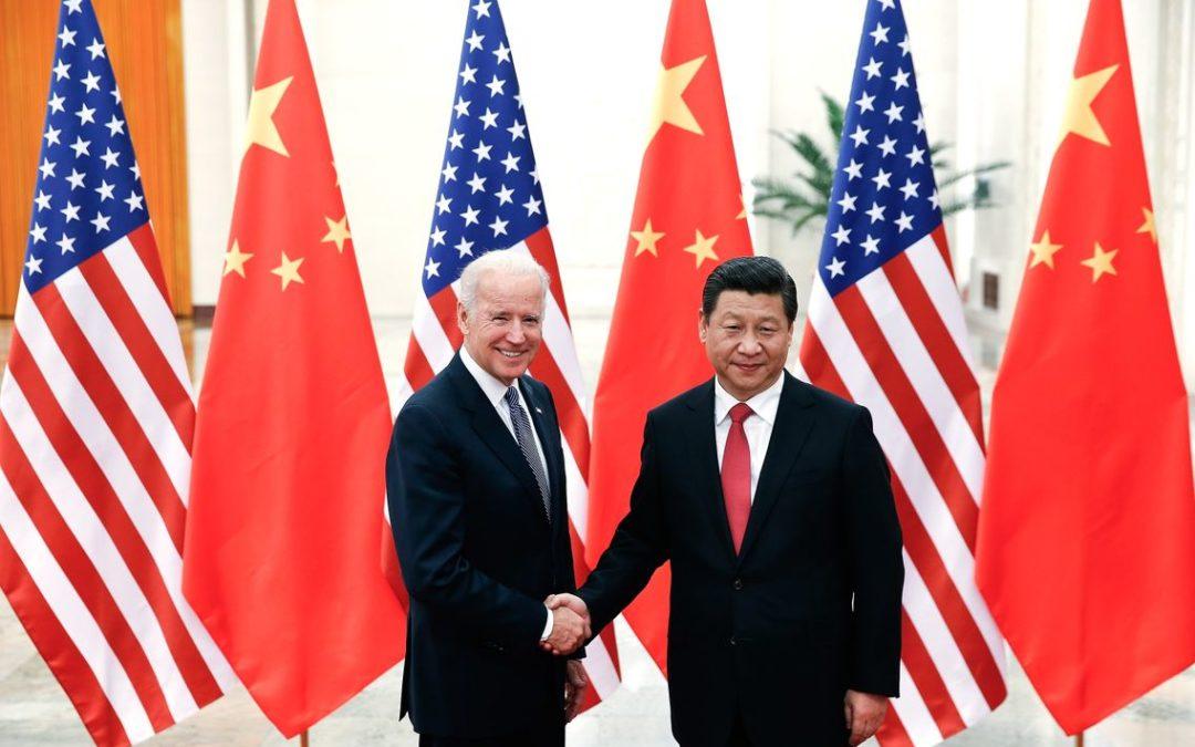 Les relations sino-américaines sous le règne de Biden