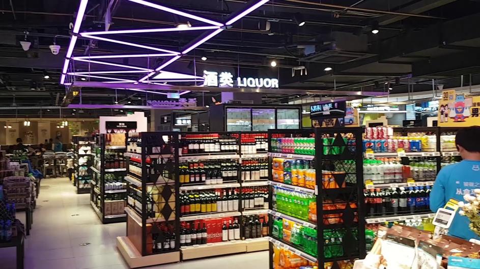 Vendre vos produits alimentaires dans les supermarchés chinois