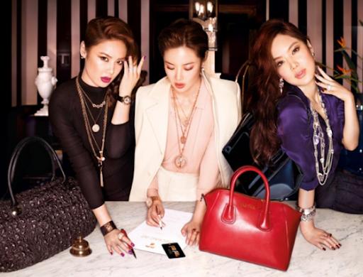 La Chine accentue son emprise sur le marché du luxe