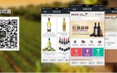Les groupes WeChat dans le vin et l'alimentaire